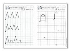 Plan de travail cycle 2 et outils | maths | CE1, Géométrie ...