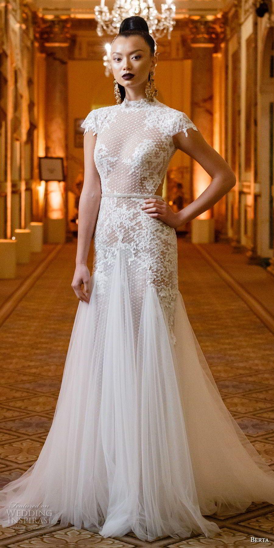 Berta spring wedding dresses u new york bridal fashion week