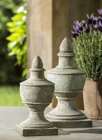 Perfect Garden Finials
