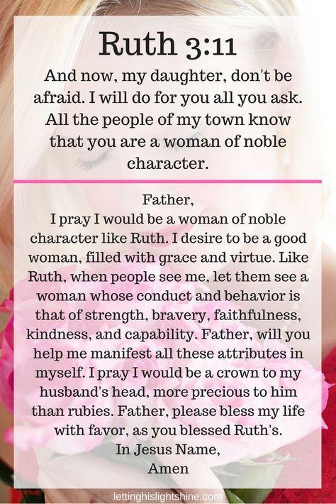 Ruth 3:11