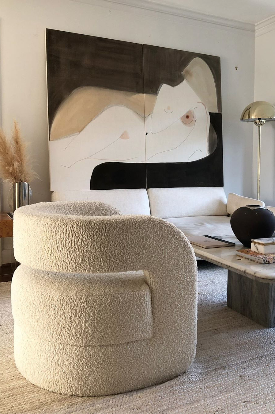 Trends We Love: '80s-Inspired Curved Furniture   EyeSwoon