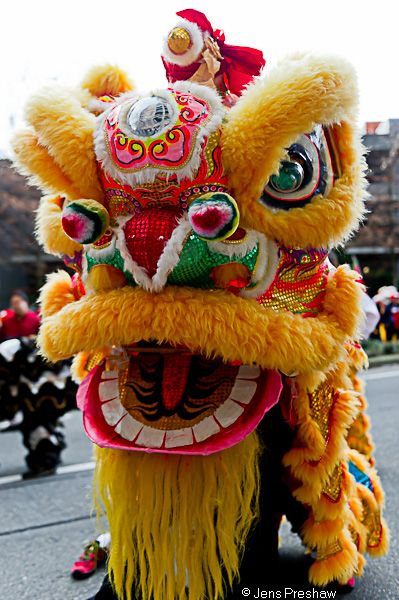 Pin by Alicia Hanson on Chinese Dragon in 2019 | Lion dragon