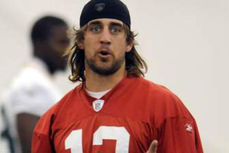 Love Long Hair Aaron Too Aaron Rogers Aaron Rodgers Green Bay Packers Football