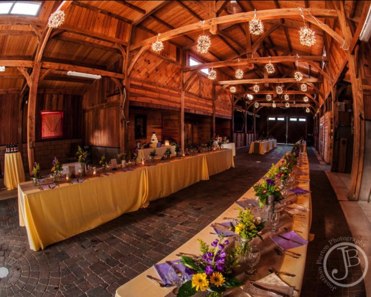 Farm Wedding. Barn Wedding. RiverView Stable in North ...
