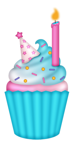 sd birthday diva birthday cake1 png clip art happy birthday and rh pinterest ie birthday cupcake clipart free birthday cupcake clip art free