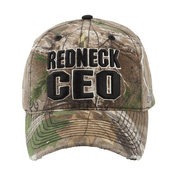 Duck Dynasty Classic Cap, Realtree Camo ❤ liked on Polyvore featuring accessories, hats, country, camo cap, camouflage cap, cap hats, realtree hat and camo hat