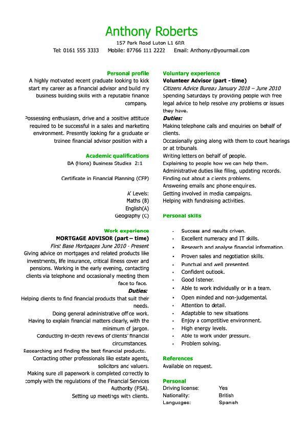 7 Best Resume Examples 2015 Sample Resumes Sample Resumes