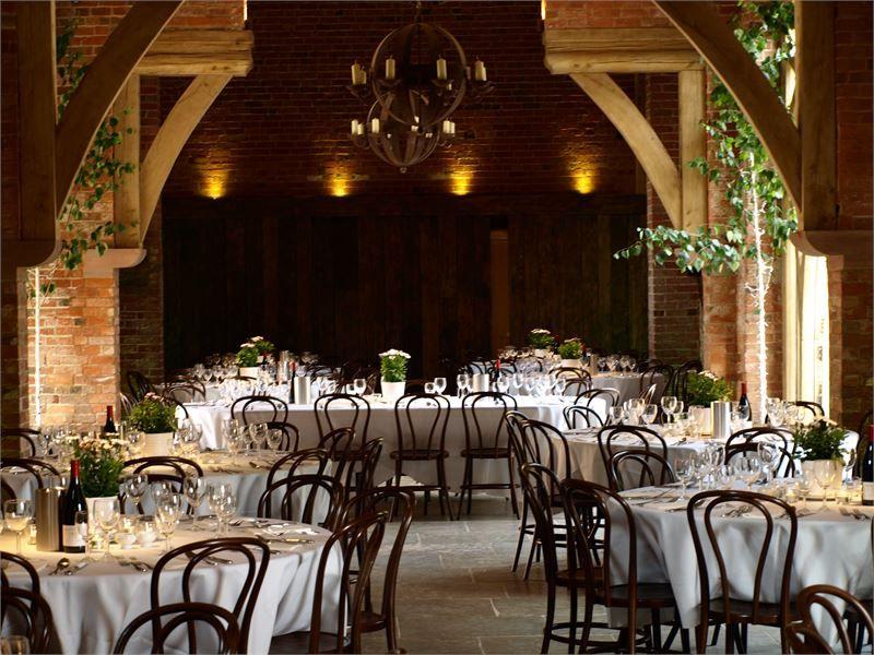 Shustoke Farm Barns Wedding Venue hitched.co.uk