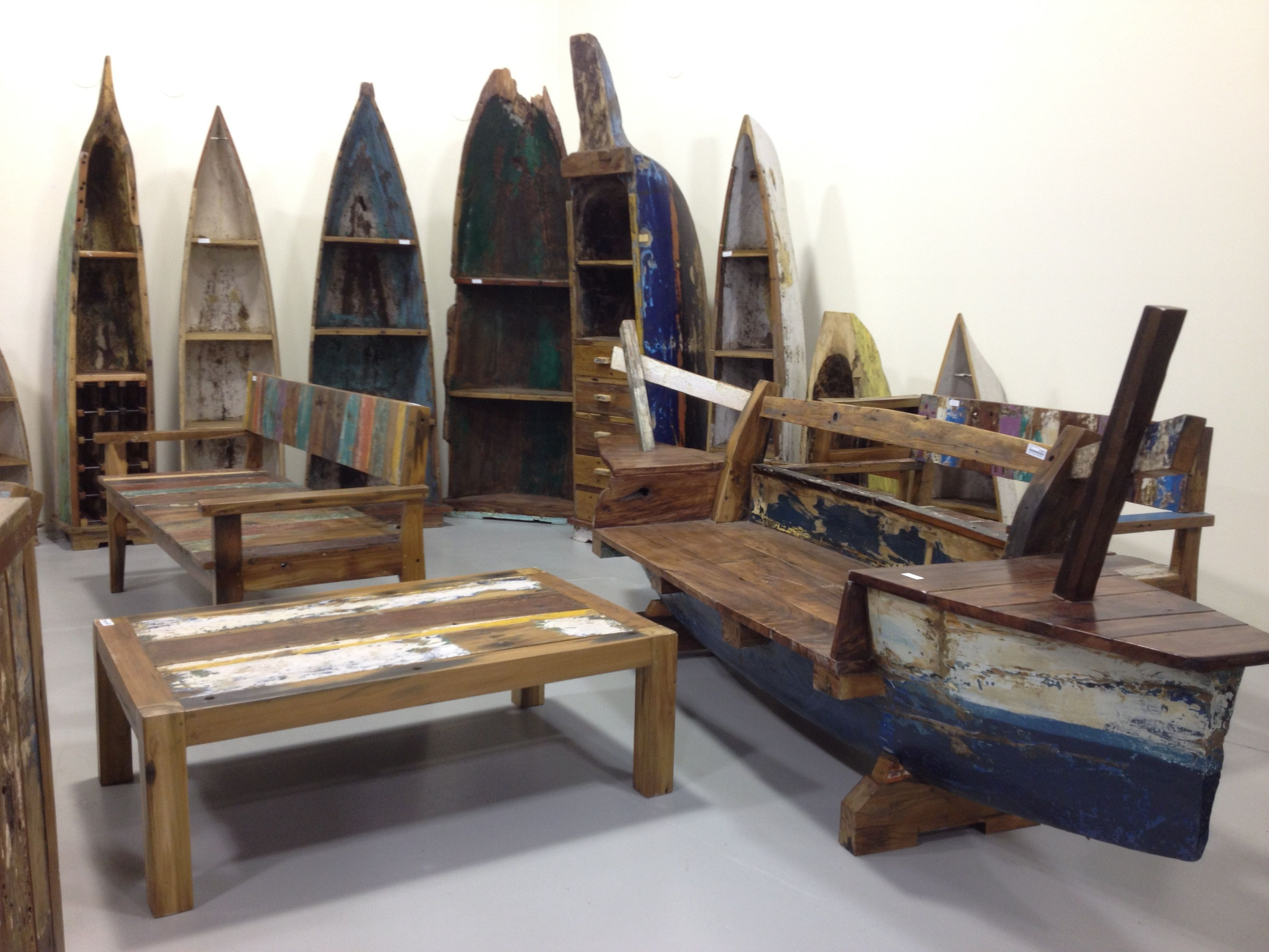 Boat Wood Furniture. Drovers Inside & Out. Perth, WA. Wanneroo ...