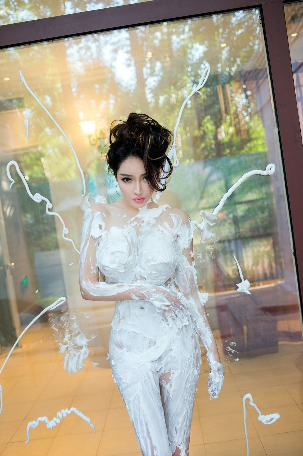 Mai Ping Guo Nude Photos 97