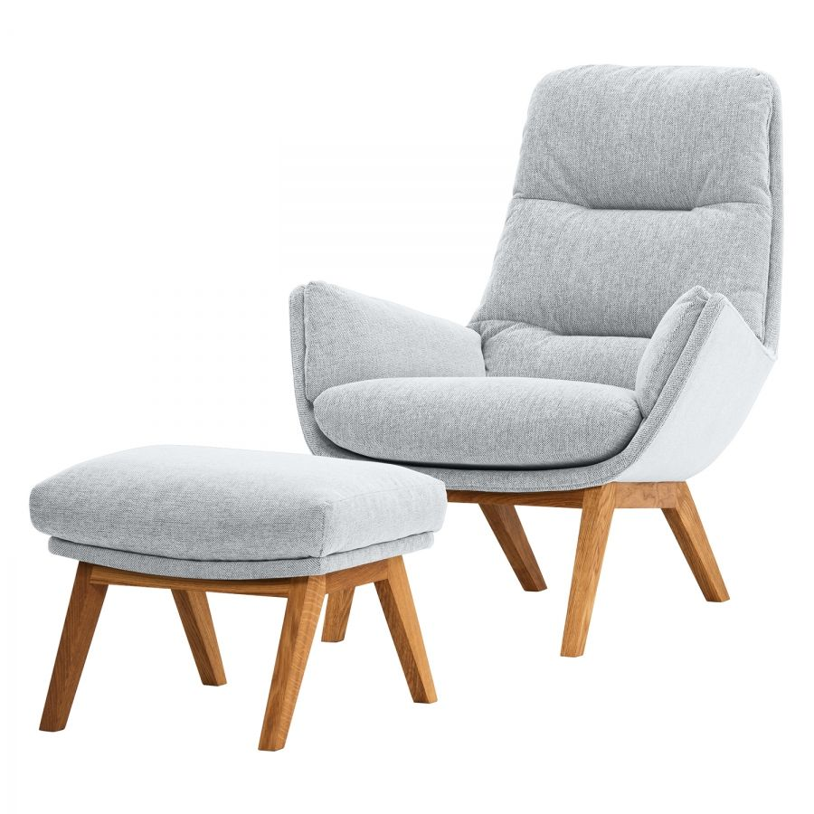 Sessel Garbo I Webstoff With Images Arm Chairs Living Room Modern Living Room Seating Furniture