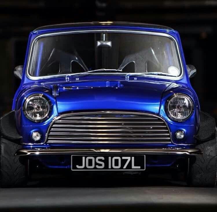 Http Www Thegentlemanracer Com Mini Cooper Custom Mini Cooper