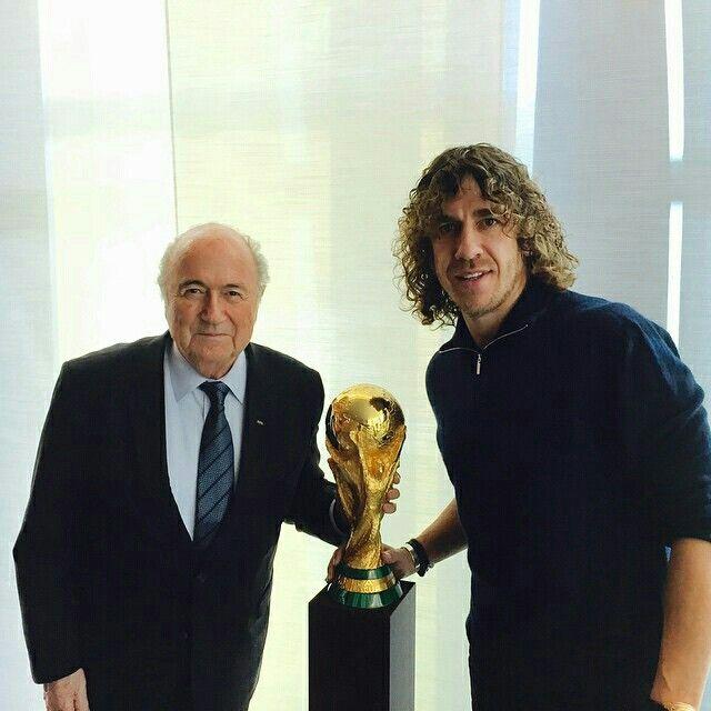 Muy contento de la visita a la sede de la FIFA y recordar grandes momentos del fútbol. #FIFA #fútbol #copadelmundo #fairplay