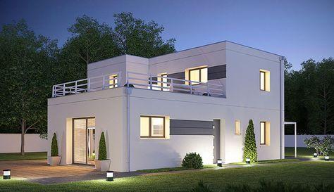 projet pierre et terre maison moderne pinterest. Black Bedroom Furniture Sets. Home Design Ideas