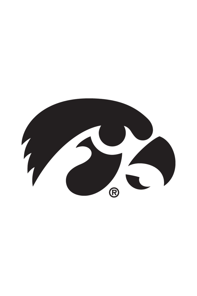 Get A Set Of 18 Officially Ncaa Licensed Iowa Hawkeyes Iphone Wallpapers Sized Precisely For Any Model Of Iphone Hawkeyes Iowa Hawkeyes Iowa Hawkeye Football