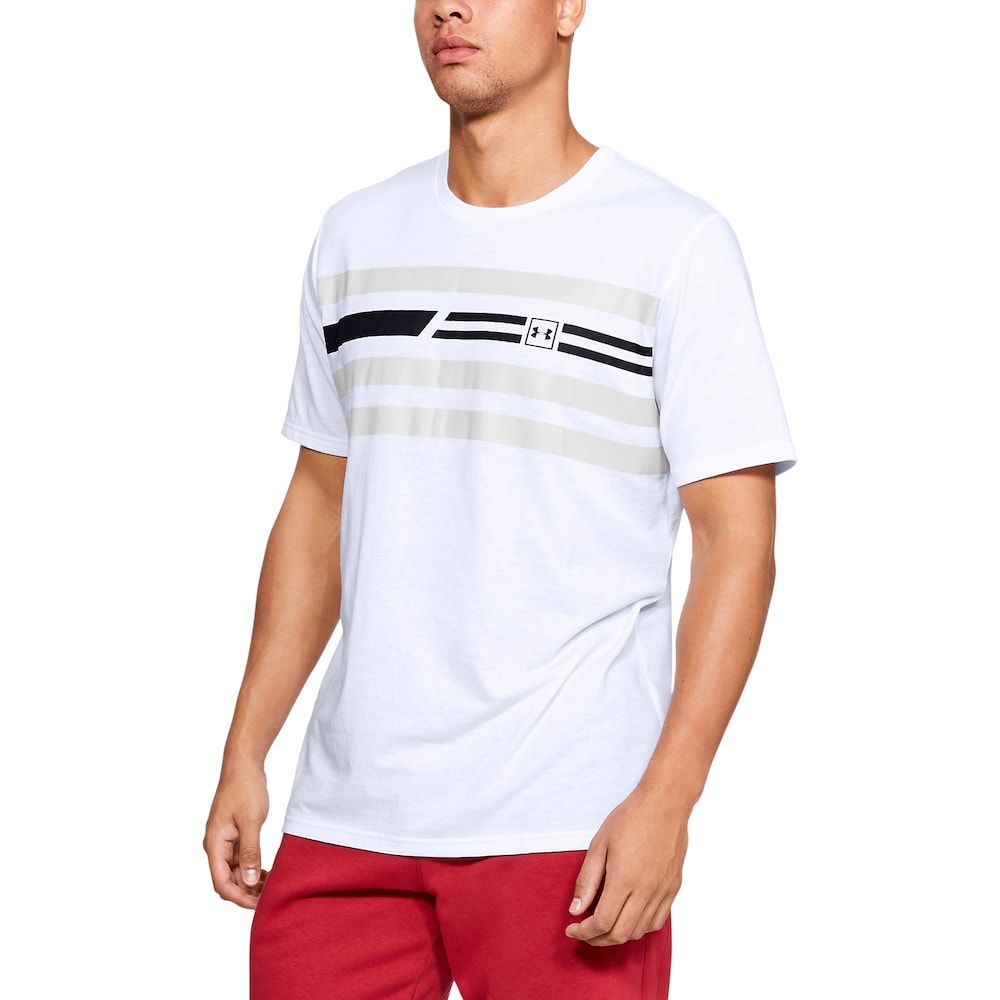 Under Armour Sportstyle Pocket Tee Homme T-Shirt