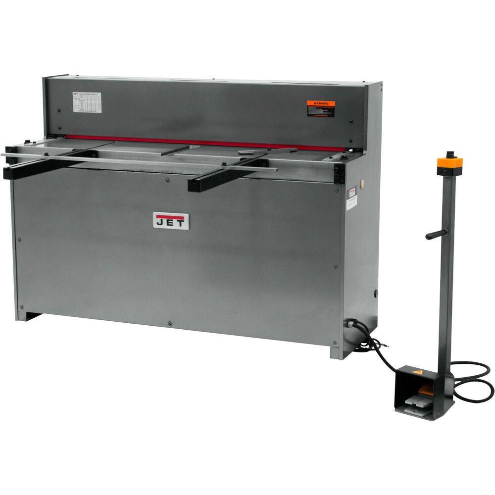 Sponsored Ebay Jet Hydraulic Shear 52in X 14 Ga 3 Phase Model Hs 1452 3t 756206 With Images Hydraulic Shear Locker Storage Hydraulic