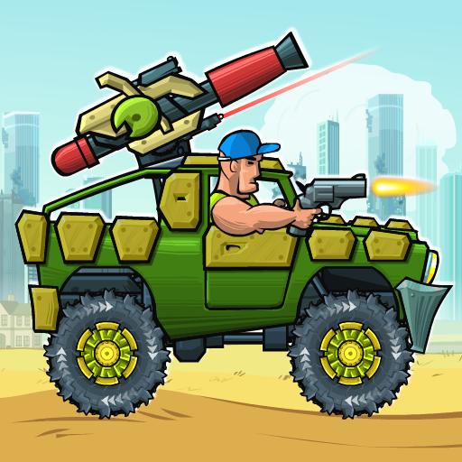 Mad Day Truck Distance Game v1 1 Mod Apk Battle the oncoming