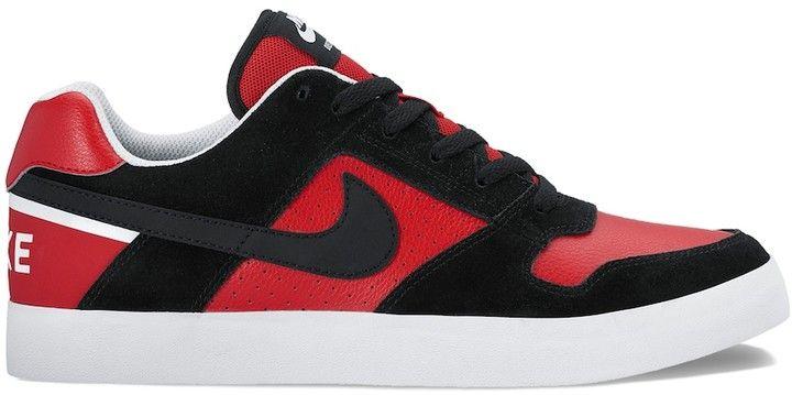 buy online 55955 d5c05 Nike SB Delta Force Vulc Mens Skate Shoes