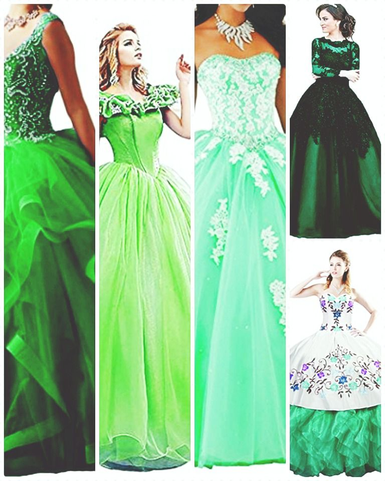 Find The Right Green Quinceanera Dresses In Your Area Find Green