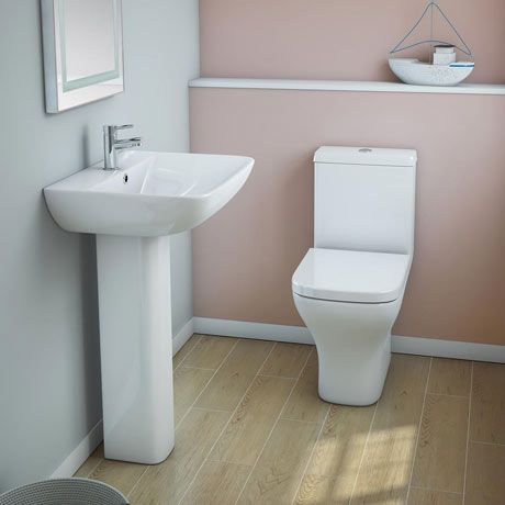 Venice 4 Piece Bathroom Suite Now In Stock At Victorian Plumbing Modern Toilet Cheap Bathroom Suites Toilet Sink Set