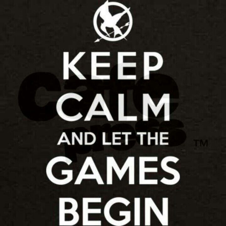 Let The Games Begin Hunger Games In 2019 Hunger Games Trilogy