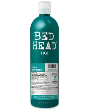 Tigi Bed Head Urban Antidotes Recovery Shampoo 25 36 Oz From Purebeauty Salon Spa Reviews Hair Care Bed Bath Macy S Bed Head Hair Conditioner Bed Head Styling
