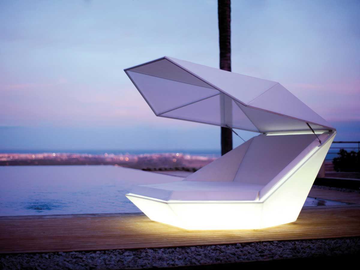 Vondom Sonneninsel Faz Kaufen Im Borono Online Shop Tagesbett Sitzgelegenheiten Im Freien Produktdesign