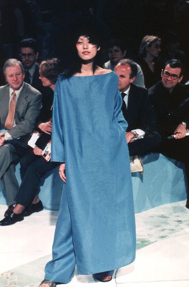 Kenzo - Ready-to-Wear - Runway Collection - Women Spring / Summer 1999