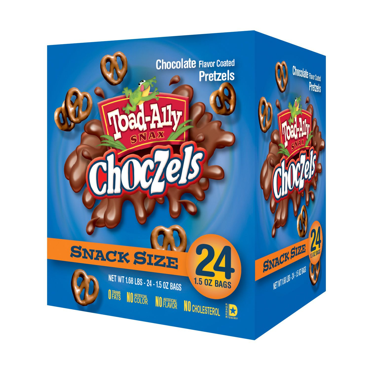 Choczels Box Design For Toad Ally Snax