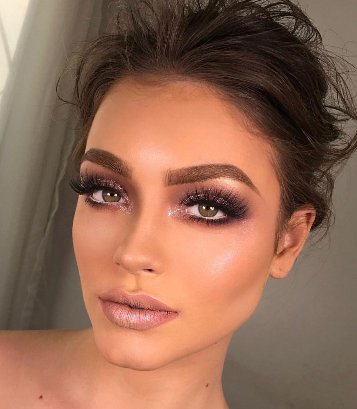Pin by Brianna Regina on Makeup on fleek Wedding makeup