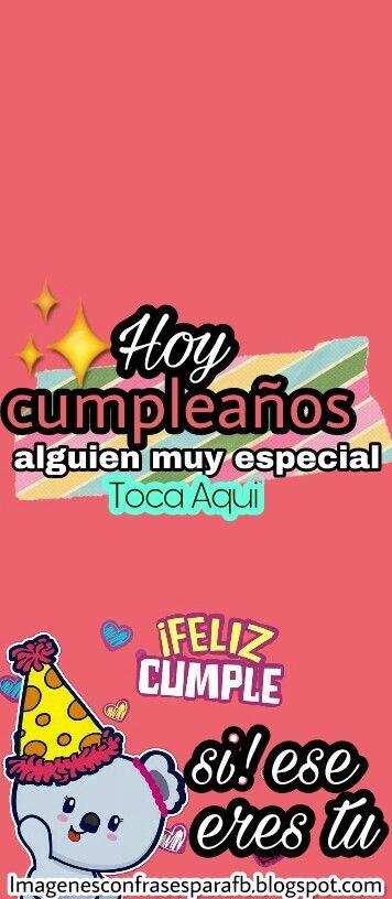 Imagenes Sorpresa Para Whatsapp De Feliz Cumpleaños Citas De Buen Día Palabras De Feliz Cumpleaños Fraces De Feliz Cumpleaños