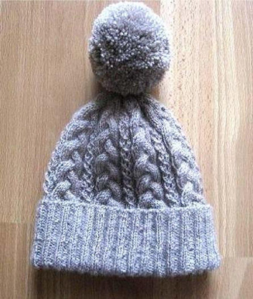 Super Cosy Cabled Beanie | Bebe
