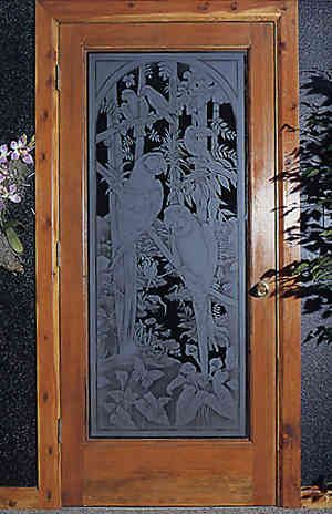 Etched Glass Window Designs Frank Howard From Our Book