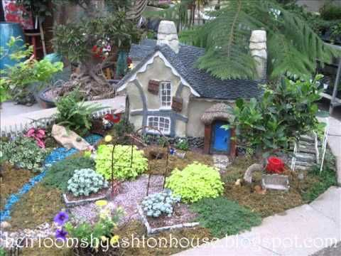 Planting A Miniature Garden Container Miniature Garden Design Ideas