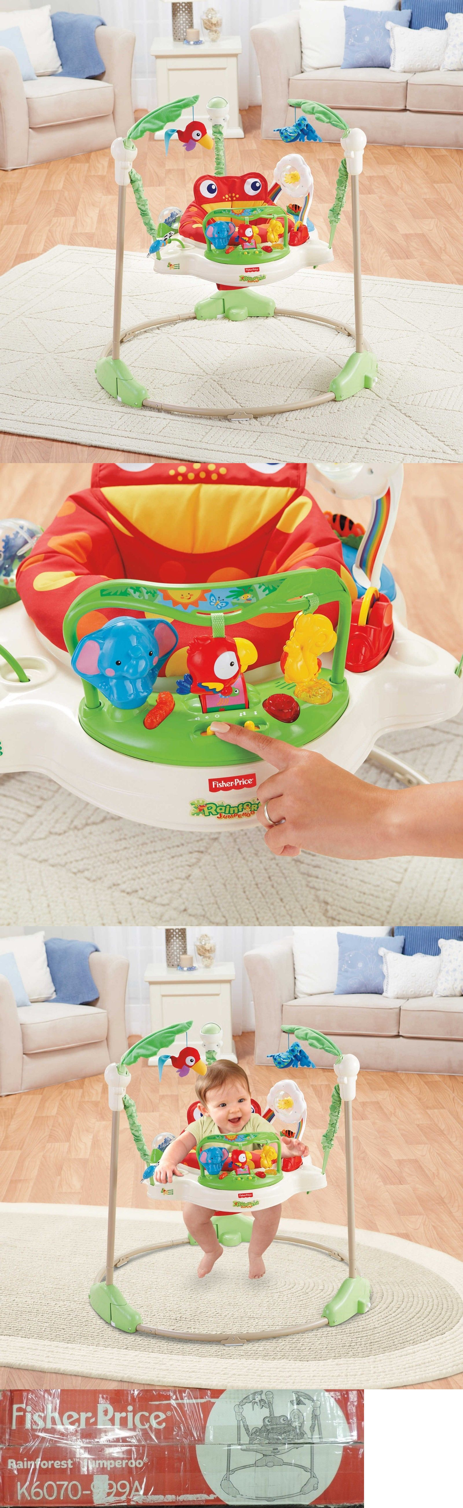 f2e34e3eb Baby Jumping Exercisers 117032  Baby Jumper Play Seat Fisher Price ...