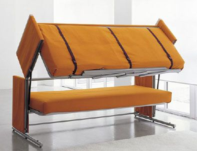 PadStyle | Interior Design Blog | Modern Furniture | Home Decor » Mobelform  Doc Sofabed
