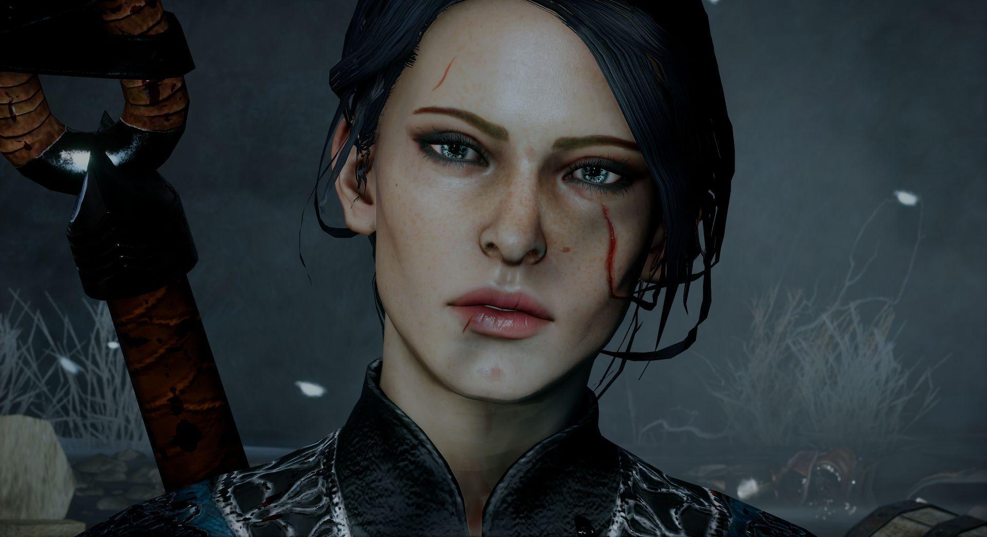 Beautiful Trevelyan On Nexusmods Dragon Age Characters Dragon Age Series Dragon Age Games