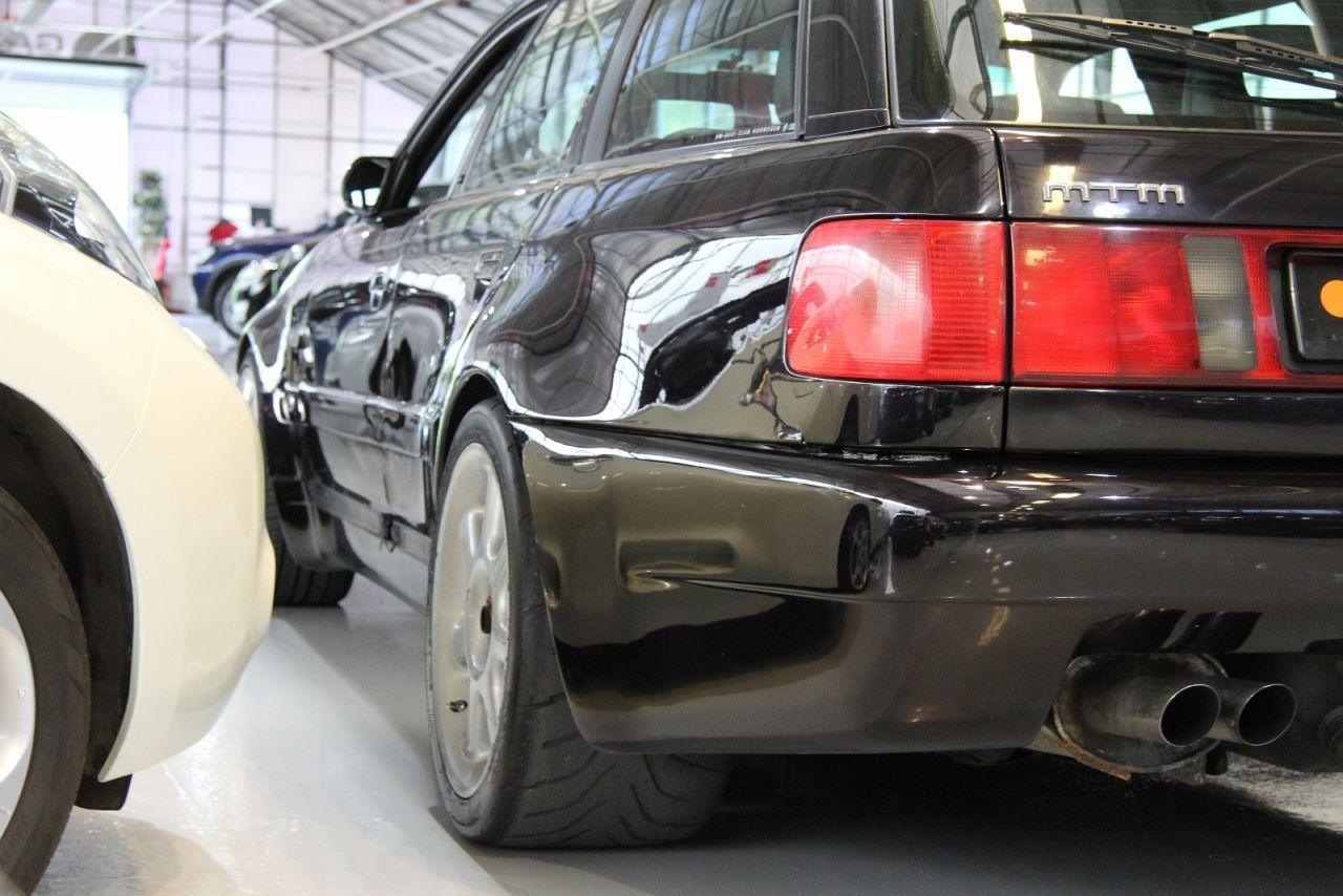 Audi Urs C4 Avant Dahlback Racing Mtm Tuned 1 Off Extended