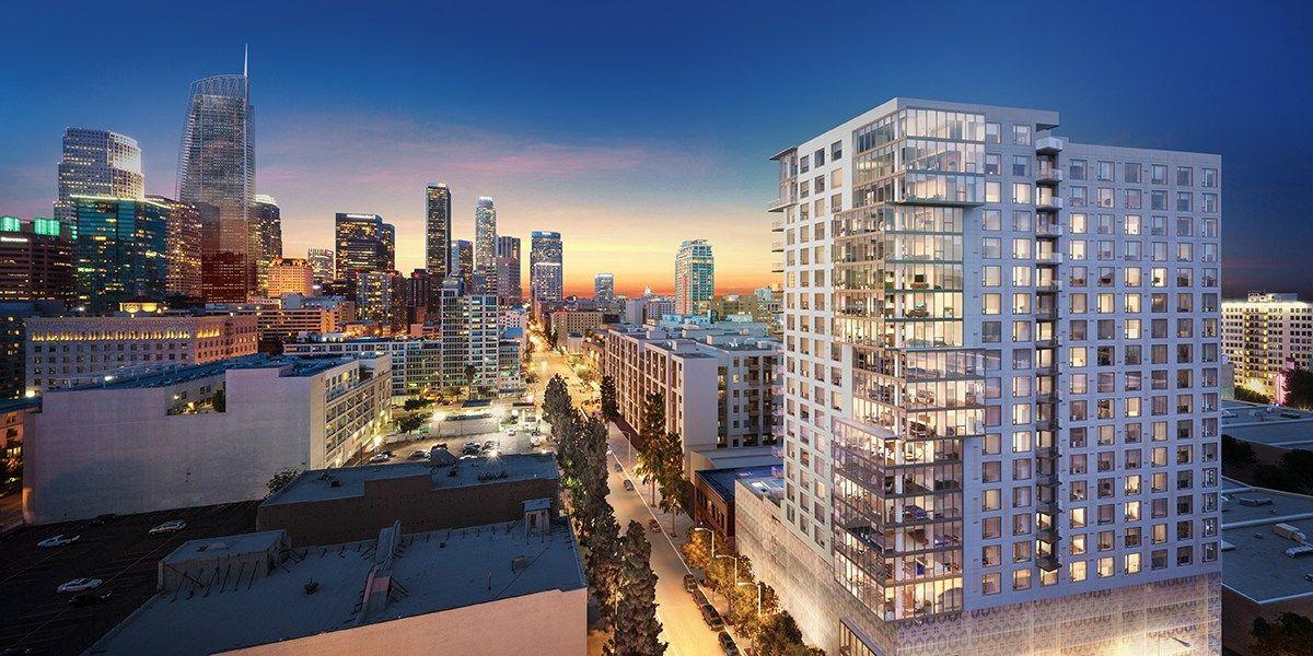 Los Angeles Downtown Project Rundown 6 0 Skyscraperpage Forum Get