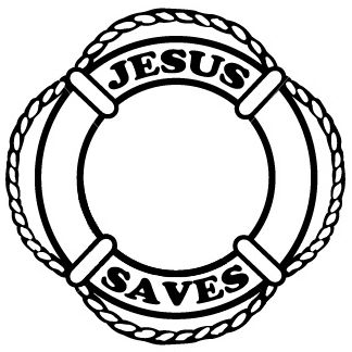 Jesus Saves Life Preserver Saver Submerged Vbs Vbs Vacation