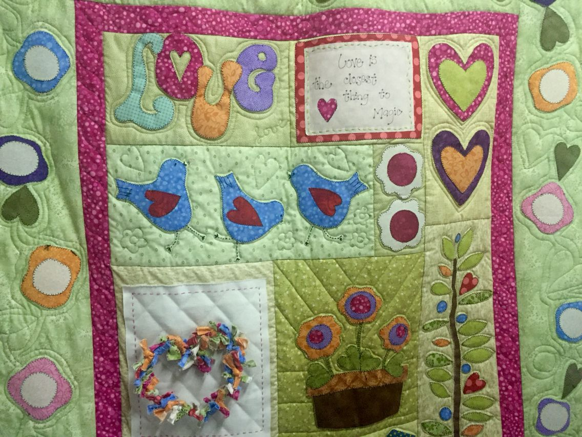 Quilts in George
