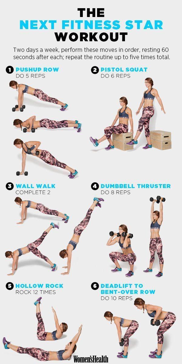 healt magazine #healt #body #Emily #Fitness #fitness body #RockHard #Schromm #Shows #star Next Fitne...