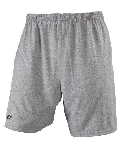 Russell Athletic Mens Cotton Performance Baseline Short