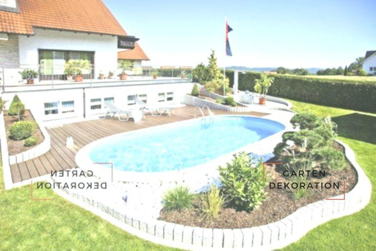 Oval Pool Selber Bauen Eine Traumhafte Pool Oase Im Eigenen Garten