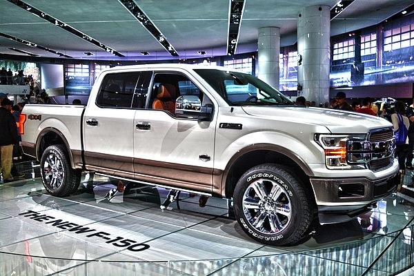 2018 Ford F150 King Ranch