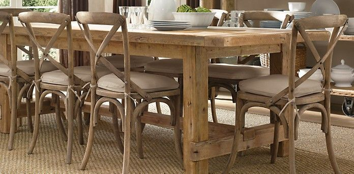 Madeleine Chair @ Restoration Hardware 4 Colors Available (shown In  Weathered Oak Drifted)
