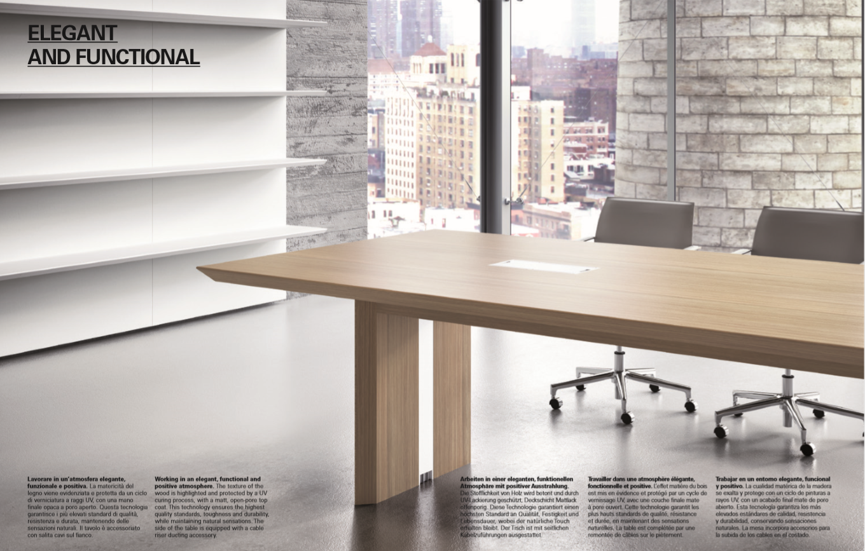 Holz Le Design fantoni multipliceo kollektion die multipliceo kollektion schafft