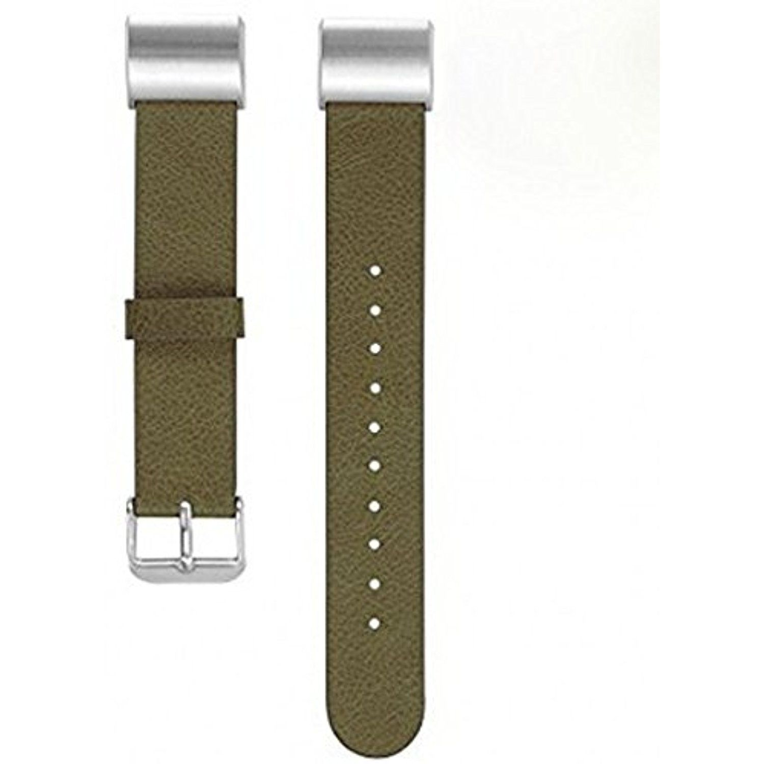 For fitbit charge hotkey sports pu leather bracelet strap band for