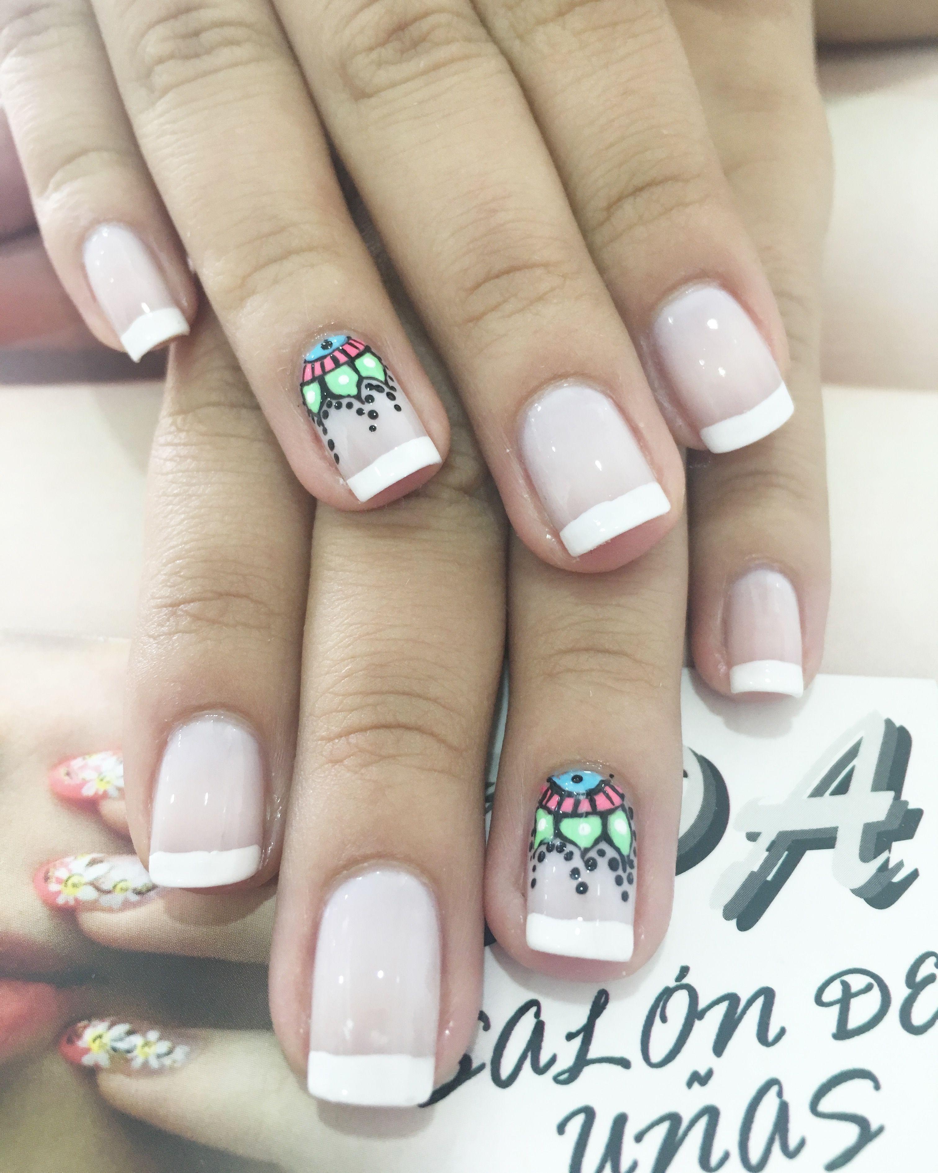 Pin De Sushama En Nail Art Uñas Espaciales Manicura De